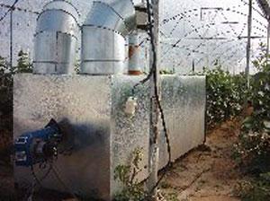 سیستم های گرمایشی گلخانه