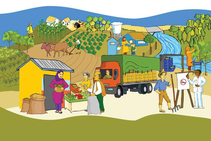راهنمای عملیات خوب کشاورزی خانوادگی (GAP)