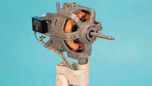 سیم های رابط موتور پنکه رومیزی